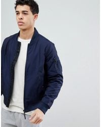 Tommy Hilfiger - Brody Bomber Jacket - Lyst