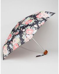 Cath Kidston - Tiny 2 Tiny Summer Bloom Umbrella - Lyst