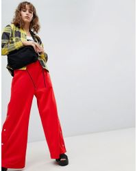 Cheap Monday - Snap Tracksuit Pant - Lyst