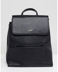 Carvela Kurt Geiger - Slinky Backpack With Pocket - Lyst