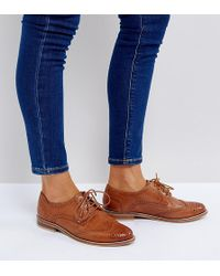 ASOS - Mojito Leather Brogues - Lyst