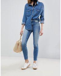 M.i.h Jeans - M.i.h Bridge Slim Jeans - Lyst