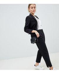 ASOS - Design Petite Mix & Match Cigarette Trousers - Lyst