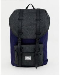 Herschel Supply Co. - Little America 25l Backpack In Navy - Lyst