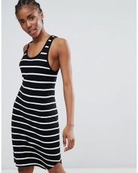 ADPT - Loop Mini Dress - Lyst