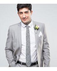 Heart & Dagger - Slim Wedding Suit Jacket - Lyst