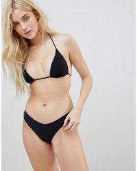Rip Curl - Rip Curl Classic Cheeky Bikini Bottom - Lyst