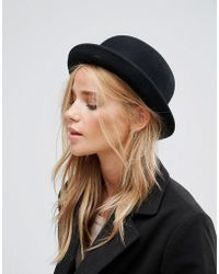 ONLY - Bowler Hat - Lyst