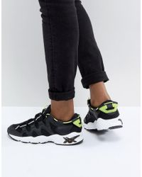 Asics - Gel-mai Trainers With Fluro Detail - Lyst