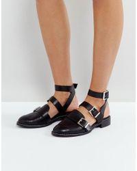 ASOS | Moonlight Flat Shoes | Lyst