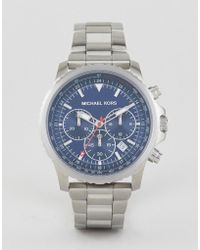 Michael Kors - Mk8641 Theroux Chronograph Bracelet Watch 42mm - Lyst