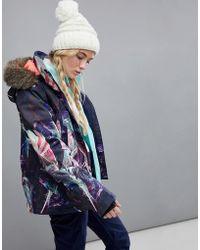 Roxy - Jet Ski Premium Jacket - Lyst