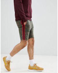 Jack & Jones - Originals Taped Sweat Shorts - Lyst