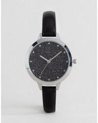 New Look - Galaxy Dial Watch - Lyst