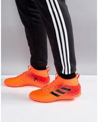 lyst adidas - sneakers in blau fußball - ass tango cg3709