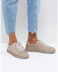 Call It Spring - Arminel Glitter Trainers - Lyst