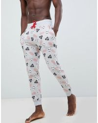 New Look - Pyjama Bottoms With Star Wars Print - Lyst