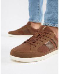 Jack & Jones - Mixed Panel Sneakers - Lyst