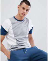 Nicce London - Nicce Union Panelled T-shirt - Lyst