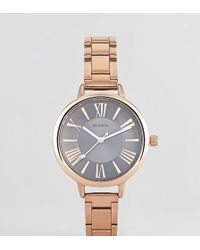 Sekonda - Bracelet Watch In Rose Gold Exclusive To Asos - Lyst