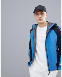 Peak Performance - Pac Jacket With Gore-tex In Blue/navy - Lyst