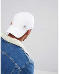 KTZ - 9forty Flawless Adjustable Cap Ny Yankees - Lyst
