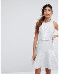 Coast - Francesca Skater Dress - Lyst