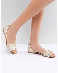 e15609d3cb86 Women s Oasis Flat sandals