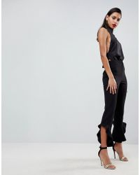 ASOS - Tailored Soft Fluted Slim Pants - Lyst