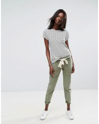 Abercrombie & Fitch - Military Cargo Pant - Lyst