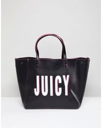 Juicy Couture - Large Logo Tote Bag - Lyst