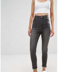 WÅVEN - Anika High Rise Skinny Jeans - Lyst