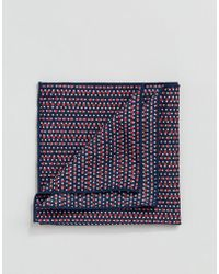 SELECTED - Pocket Square - Lyst