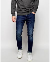 Produkt - Mid Wash Jeans In Super Skinny Fit - Lyst