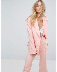 Millie Mackintosh - Tailored Jacket - Lyst