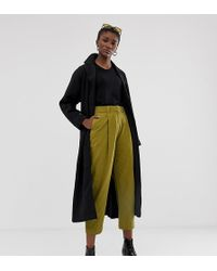 Tami Weekday In Lyst Trousers Natural OuPZikTX