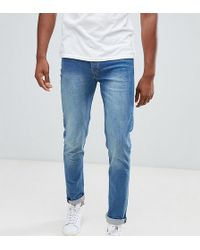 Loyalty & Faith - Loyalty And Faith Tall Beattie Skinny Fit Jean In Mid Wash - Lyst