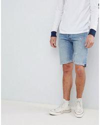 Levi's - Levi's 501 Cut Off Shorts Camden - Lyst