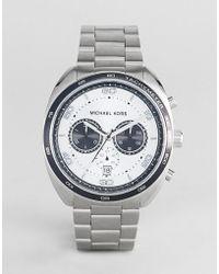 Michael Kors - Mk8613 Dane Chronograph Bracelet Watch - Lyst