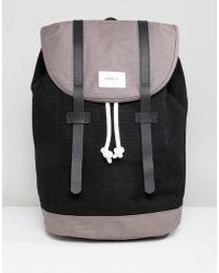 Sandqvist - Stig Backpack In Large - Lyst