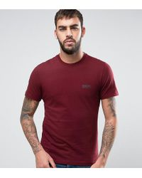 Barbour - T-shirt With International Logo Print - Lyst