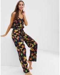 ASOS - Mix & Match Fruit Pyjama Vest - Lyst