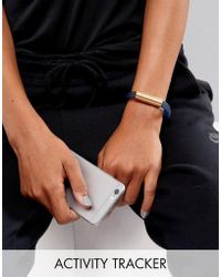 Misfit - Misift Mi1020 Ray Activity Tracker In Navy - Lyst