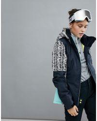 Roxy - Sassy Jacket - Lyst