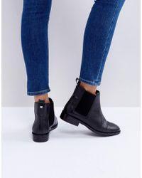 Faith - Binkie Leather Chelsea Boots - Lyst