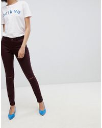 Urban Bliss - Ripped Skinny Jeans - Lyst