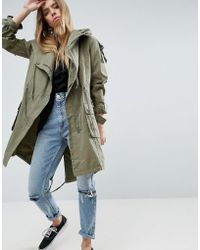 ASOS - Waterfall Parka - Lyst