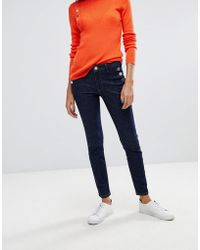 2nd Day - Cropped Sailor Jeans - Lyst