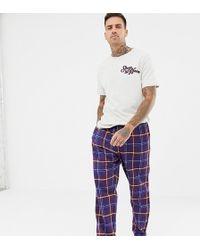 River Island - Sleep Til Noon Loungewear Set In Grey - Lyst