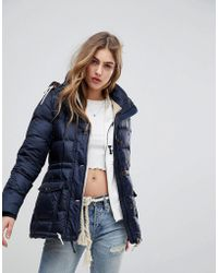 Abercrombie & Fitch - Core Padded Jacket - Lyst